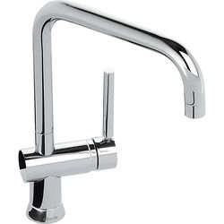 Abode Tuscana Single Lever Kitchen Tap (Chrome).