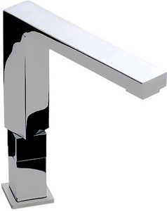 Abode Vixo Monobloc Kitchen Tap With Swivel Body (Chrome).