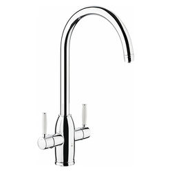 Abode Pronteau Province Kitchen Tap, Boiling, Hot, Cold & Filtered (Chrome).