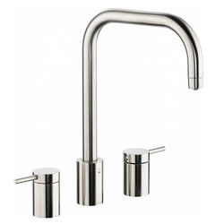 Abode Pronteau Project Kitchen Tap, Boiling, Hot, Cold & Filtered (B Nickel).