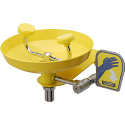 Acorn Thorn Wall Mounted Eye / Face Wash Station (Plastic Bowl).