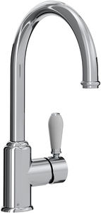 Bristan Renaissance Single Lever EasyFit Mixer Kitchen Taps (Chrome).