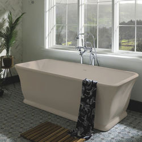 BC Designs Magnus ColourKast Bath 1680mm (Light Fawn).