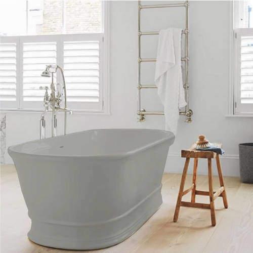 BC Designs Aurelius ColourKast Bath 1740mm (Industrial Grey).