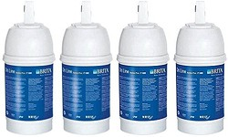 Brita Filter Taps 4 x Brita P1000 Filter Cartridge.