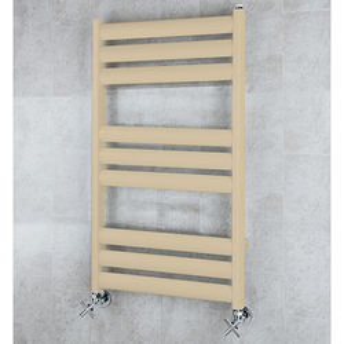 COLOUR Heated Ladder Rail & Wall Brackets 780x500 (Beige).