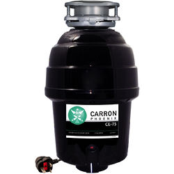Carron Carronade Elite CE-75 Waste Disposal Unit With Air Switch.