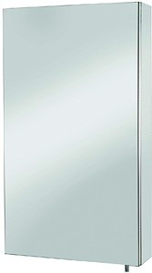 Croydex Cabinets Anton Mirror Bathroom Cabinet.  300x550x120mm.
