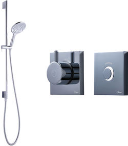 Crosswater Kai Digital Showers Digital Shower Pack 02 With Remote (LP).