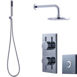 Crosswater Kai Digital Showers Digital Shower Pack 06 With Remote (LP).