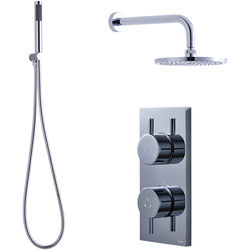 Crosswater Kai Digital Showers Digital Shower With Head & Kit (LP)