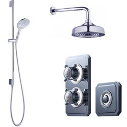 Crosswater Belgravia Digital Digital Shower Valve Pack 17 (X-Head, HP).