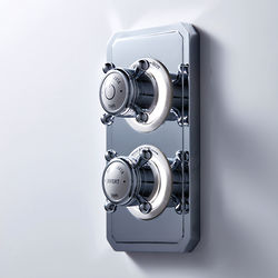 Crosswater Belgravia Digital Dual Digital Shower & Bath Valve (X-Head, LP).