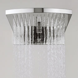Crosswater Showers Wall Mounted Multifunction Shower Head 235x593mm.