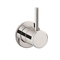 Crosswater Industrial 2 Way Shower Diverter (Chrome).