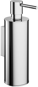 Crosswater Mike Pro Wall Mounted Soap Dispenser (Chrome).
