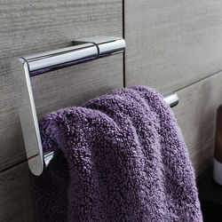 Crosswater Mike Pro Towel Ring (Chrome).