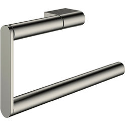 Crosswater MPRO Towel Ring (Brushed Stainless Steel Effect).