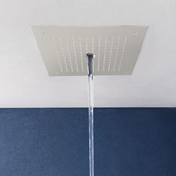 Crosswater MPRO Stream Shower Head (Matt White).