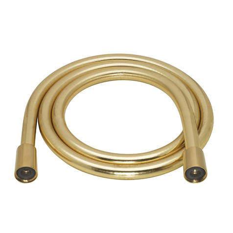 Crosswater MPRO Shower Hose 1500mm (Brushed Brass).