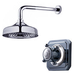 Crosswater Belgravia Digital Digital Shower Valve Pack 1 (X-Head, HP).