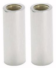 Deva Spares 80mm Wall extensions for use with Deva bib taps (pair).