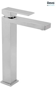 Deva Savvi Tall Mono Basin Mixer Tap (Chrome).
