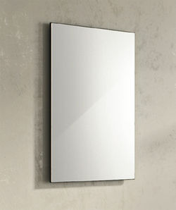Eucotherm Infrared Radiators Mirror Finish Panel 600x900mm (600w).