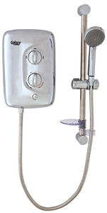 Galaxy Showers Aqua 3500M Electric Shower 10.5kW (All Chrome).