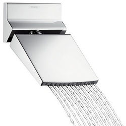 Hansgrohe Raindance Rainfall Stream 150 1 Jet Shower Head (Chrome).