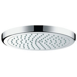 Hansgrohe Croma 220 Air 1 Jet Shower Head (220mm, Chrome).