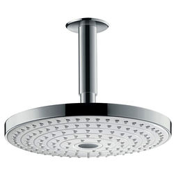 Hansgrohe Raindance Select S 240 2 Jet Shower Head & Arm (240mm).