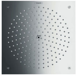 Hansgrohe Raindance Air 1 Jet Shower Head (260x260mm, Chrome).