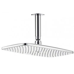 Hansgrohe Raindance E 360 Air 1 Jet Shower Head & Arm (360x190, EcoSmart).