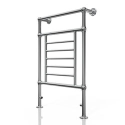 Oxford Traditional Towel Radiator 965x673mm (Chrome).