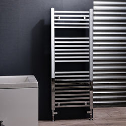 Oxford Talon Straight Towel Radiator 1200x500mm (Chrome).