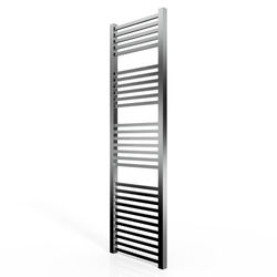 Oxford Talon Straight Towel Radiator 1600x500mm (Chrome).