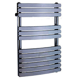 Oxford Orchid Towel Radiator 800x500mm (Chrome).