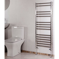Oxford Luxe Towel Radiator 1200x450mm (Stainless Steel).