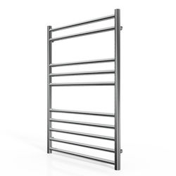 Oxford Luxe Towel Radiator 800x600mm (Stainless Steel).
