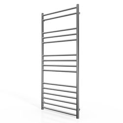 Oxford Luxe Towel Radiator 1200x600mm (Stainless Steel).