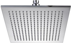 Hydra Showers Large Square Shower Head (300x300mm).