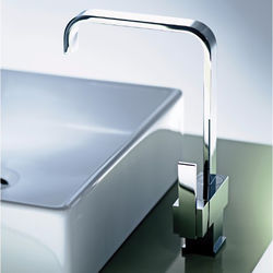 Hydra Megan Kitchen Tap With Single Lever Control (Chrome).