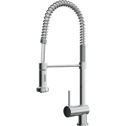 Hydra Pull Out Rinser Kitchen Tap (Chrome).