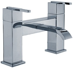 Hydra Norton Bath Filler Tap (Chrome).
