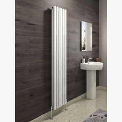 Oxford Celsius Double Panel Vertical Radiator 1800x354mm (White).