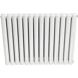 Oxford Celsius Double Panel Radiator 633x826mm (White).
