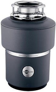 InSinkErator Evolution 100 Waste Disposer, Continuous Feed.