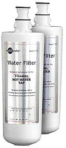 InSinkErator Hot Water 2 x Water Filters (Twin Pack).