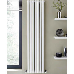 Kartell K-RAD Aspen Radiator 420W x 1600H mm (Double, White).